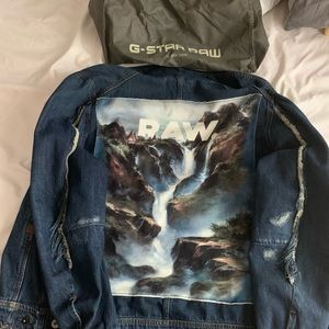 G star Raw jacket Jaden Smith barely really worn